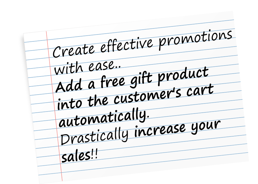 create effective promotions